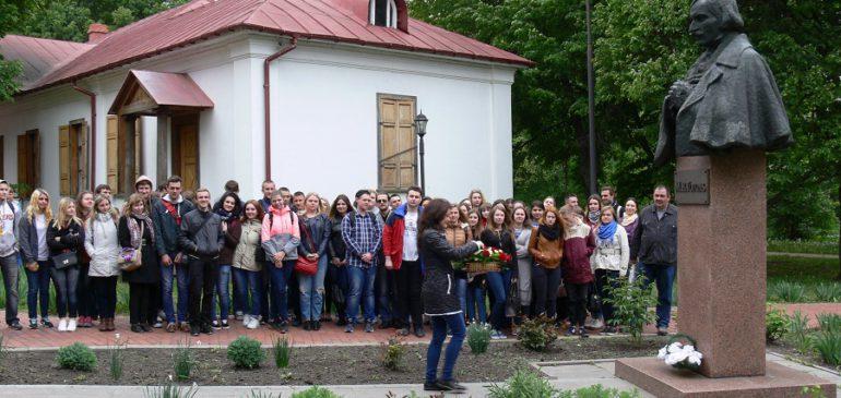 На Украине прошли мероприятия в рамках культурно-гуманитарного проекта «Наш Гоголь»