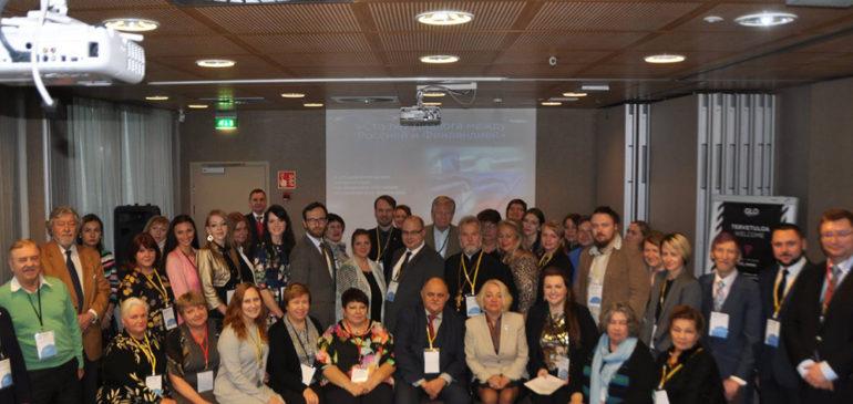 Конференция организаций российских соотечественников, проживающих в Финляндии
