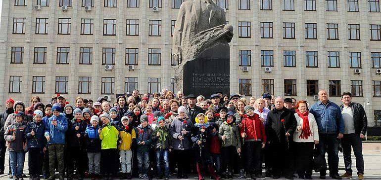 В Житомире провели форум «Первые в космосе»