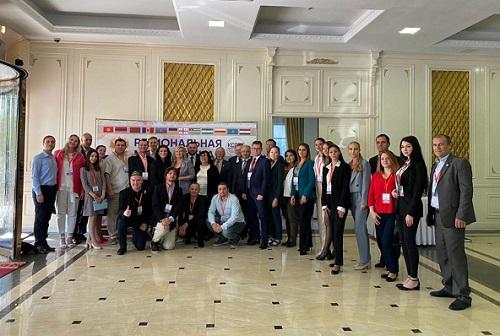 Молодежная конференция в Бишкеке